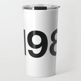 1986 Travel Mug