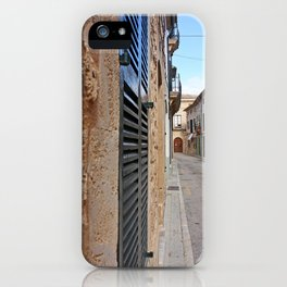 [mallorquin] ... take a stroll iPhone Case