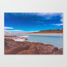 Piedras Rojas (Red Rocks), San Pedro de Atacama Desert, Chile 3 Canvas Print