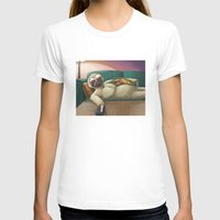 sloth T-shirts featuring Sloth by Ken Coleman