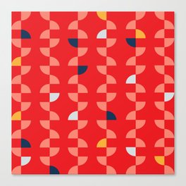 Geometric Pattern #2 Canvas Print