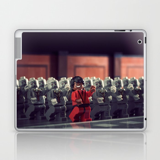 This is Thriller Laptop & iPad Skin