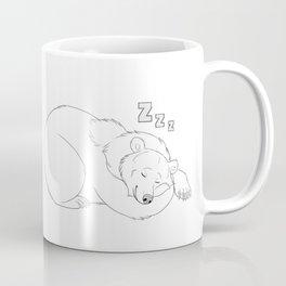 Time to Hibernate Coffee Mug