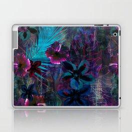 Haleiwa Tropical Purple Laptop & iPad Skin