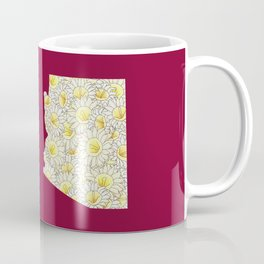Arizona in Flowers Coffee Mug