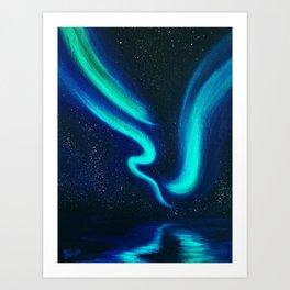 We Are The Hopeful, Cosmic Series Art Print