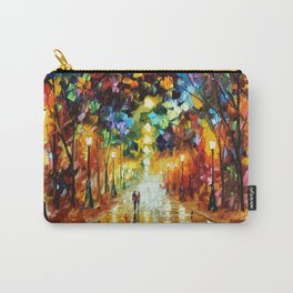 Starry Romantic Night Carry-All Pouch