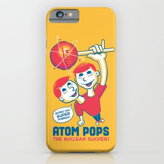 Space Age Suckers iPhone & iPod Case