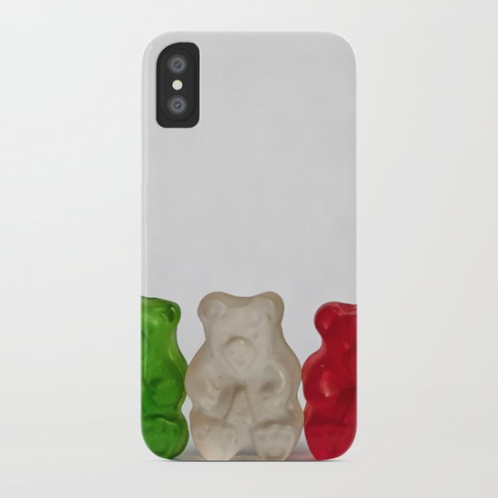 The Lineup iPhone Case