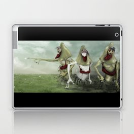 3 Lurkers  Laptop & iPad Skin