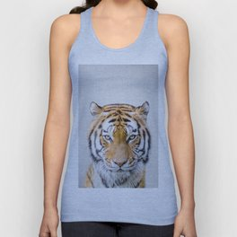 Tiger - Colorful Unisex Tank Top