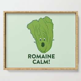 ROMAINE CALM Serving Tray