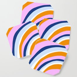 canyon stripes Coaster