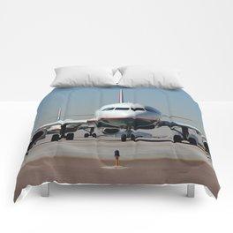 AIRLINER2 Comforters