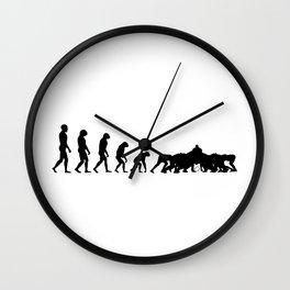 Evolution Rugby #6 - Scrum Wall Clock