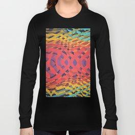 Interweaving Impulses // 101a Long Sleeve T-shirt