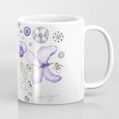 Violet Watercolor Mug