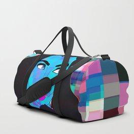 We're all Pixels Duffle Bag