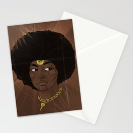 Emancipate yourself from Mental Slavery. Stationery Cards