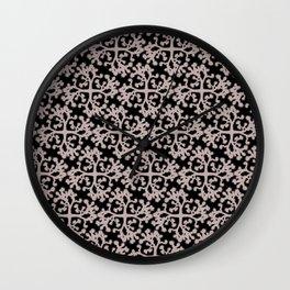Joshua Tree Patterns by CREYES Wall Clock