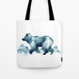 Arctic Spirit Tote Bag