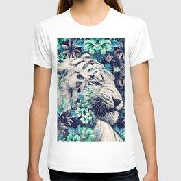 Floral Tiger T-shirt