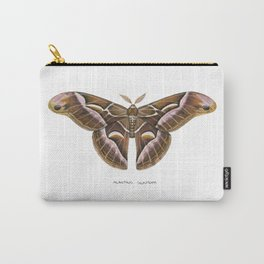 Ailanthus Silkmoth (Samia cynthia) Carry-All Pouch