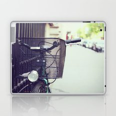 Bike in Paris Laptop & iPad Skin