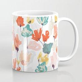 Wild Beauty Saffron Coffee Mug