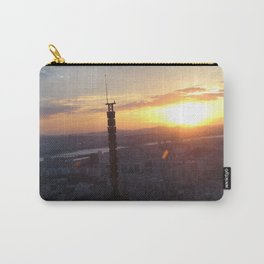 Sunset in Seoul Carry-All Pouch