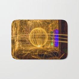 RUINED - Light Painting Bath Mat