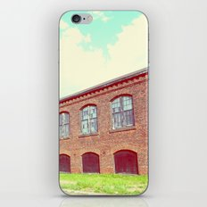 The Old Mill iPhone & iPod Skin