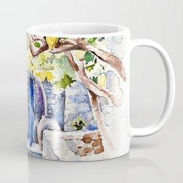 Lemon Garden Coffee Mug