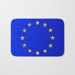 EU Flag Bath Mat