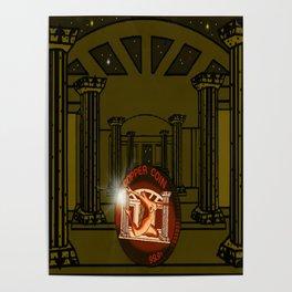 Necropolis Coin Copper at Twilight 5 Poster