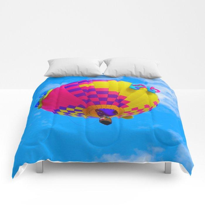 Flip Flop Balloon Comforters