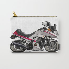 Yamaha XJ650 Seca Turbo Caricature Carry-All Pouch
