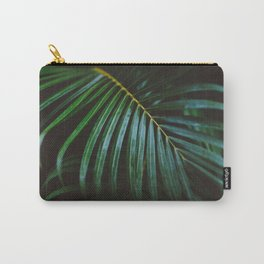 Leaves In The Dark Carry-All Pouch