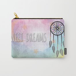 Sweet Dreams Dreamcatcher Carry-All Pouch