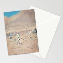 Graveyard. Stationery Cards