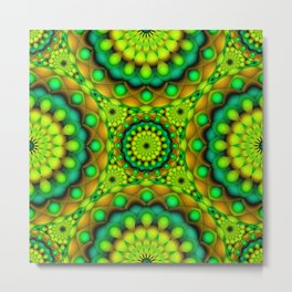 Psychedelic Visions G146 Metal Print