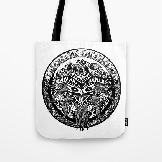 Shamandala Tote Bag