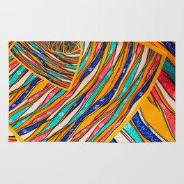 Color Pattern Rug