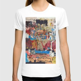 My vision became blurred T-shirt