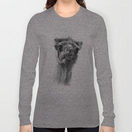 Bactrian Camel SK0103 Long Sleeve T-shirt
