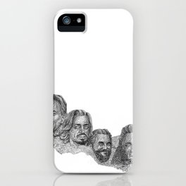 Mount Awesomore iPhone Case