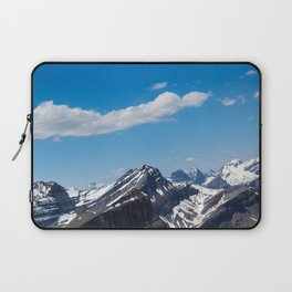 Dreamy Mountain Tops Laptop Sleeve