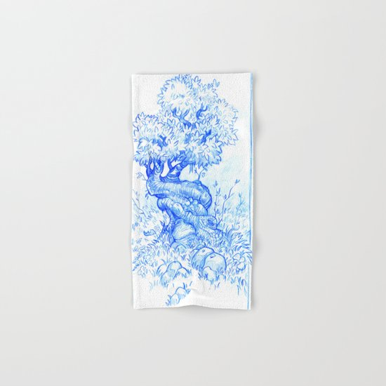 Tree of Love Hand & Bath Towel