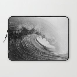 Backdoor Wedge   B&W ~ Newport Beach CA Laptop Sleeve