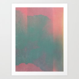 crush on you Art Print